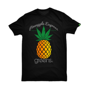 greensbrand Pineapple Express design t-shirt