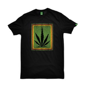 greensbrand Rasta Burlap design t-shirt