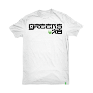 greensbrand Hiro design t-shirt