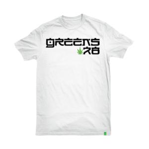greensbrand Hiro design t-shirt